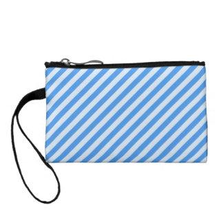 [STR-BLU-01] Bastón de caramelo azul rayado