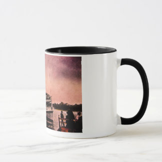 Str. City of Cincinnati, Chautauqua Lake, New York Mug