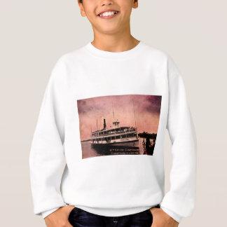 Str. City of Cincinnati, Chautauqua Lake, New York Sweatshirt