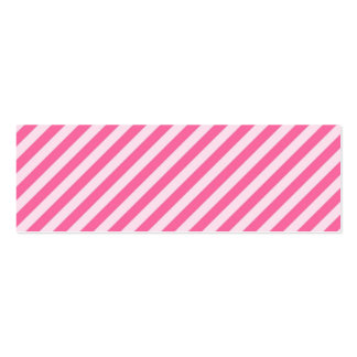 [STR-PINK-01] Double-Sided MINI BUSINESS CARDS (Pack OF 20)