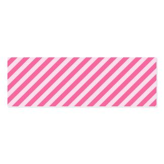 [STR-PINK-01] MINI BUSINESS CARD