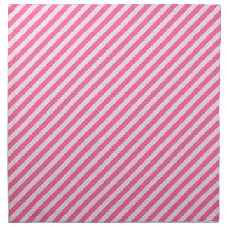 Candy Cane Red Stripes Cloth Napkins | Apps Directories