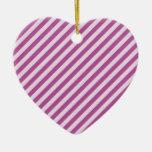[STR-PU-1] Bastón de caramelo púrpura y blanco Adorno Para Reyes