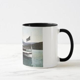 Str. Sagamore on Lake George, New York Mug