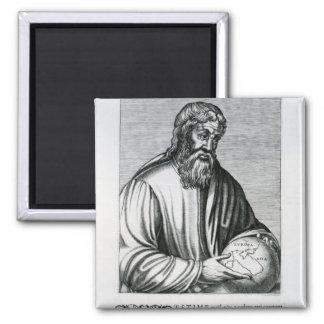 Strabo, illustration from Andre Thevet's Magnet