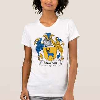 Strachan Family Crest T-shirts