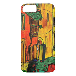 Strada di Artisti iPhone 8/7 Case