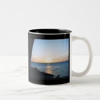Stradbroke Island Two-Tone Coffee Mug