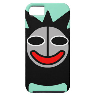 Straddle del iPhone de Slappy-Denka iPhone 5 Fundas