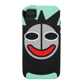 Straddle del iPhone de Slappy-Denka iPhone 4 Fundas