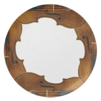 Stradivari mide el tiempo de cuatro platos para fiestas