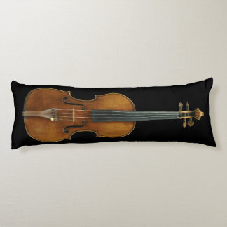 Stradivari Reproduced Body Pillow