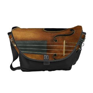 Stradivari Reproduced on Messenger Bags