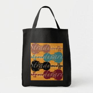 Stradivari Tote Bags