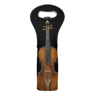 Stradivari Violin Wine Bags