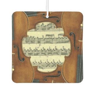 Stradivari Violins Bach Partita Music Manuscript