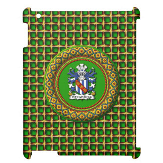 Stradling Crest iPad Cover