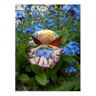 Straelita Flower Fairy Postcard