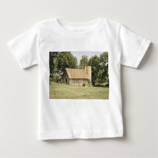 Strafford MO Barn Antique Baby T-Shirt