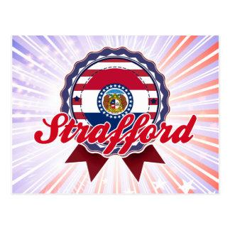 Strafford, MO Postcard