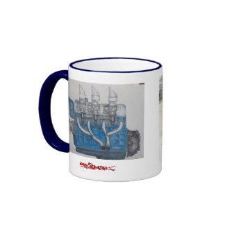 strai8, motor del azul 6 tazas