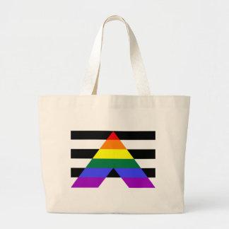 Straight Allies Canvas Bag