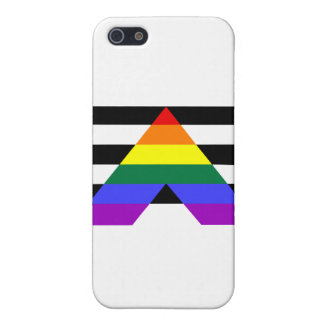 Straight Allies Covers For iPhone 5