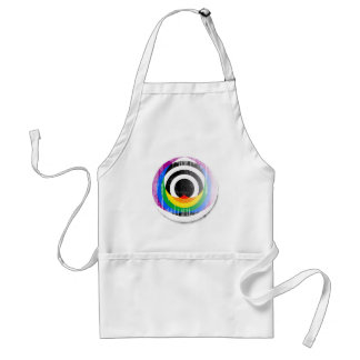 Straight Ally Button distressed.png Adult Apron