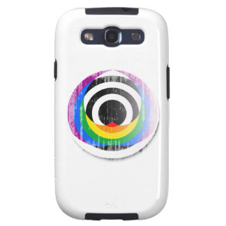 Straight Ally Button distressed png Samsung Galaxy S3 Cover