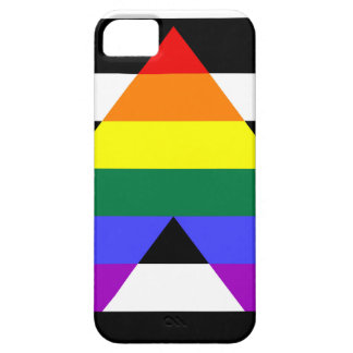 Straight Ally flag iPhone SE/5/5s Case