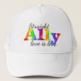 Straight Ally Marriage Equality Hat