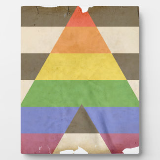 STRAIGHT ALLY PHOTO PLAQUES