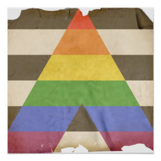 STRAIGHT ALLY POSTERS