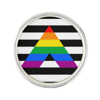 STRAIGHT ALLY PRIDE 2014 PRIDE.png Pin