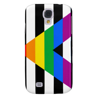 Straight Ally Pride Galaxy S4 Covers