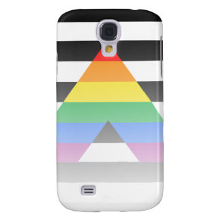 Straight Ally Pride Galaxy S4 Cases