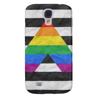 Straight Ally Pride Galaxy S4 Case