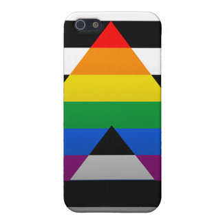 Straight Ally Pride iPhone 5 Case
