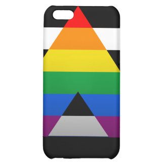 Straight Ally Pride Cover For iPhone 5C