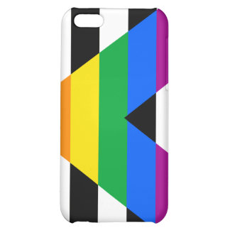 Straight Ally Pride iPhone 5C Cases