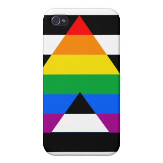 STRAIGHT ALLY PRIDE iPhone 4 CASES