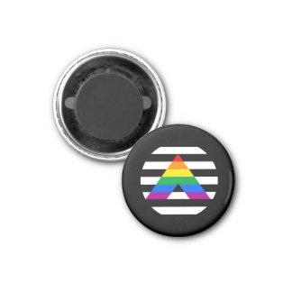 Straight Ally Pride Fridge Magnet