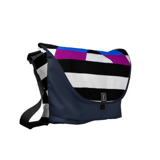 Straight Ally Pride Commuter Bag