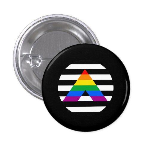 Straight Ally Pride Pin