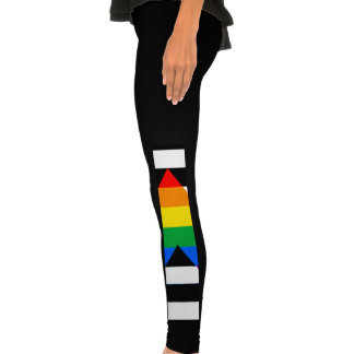 STRAIGHT ALLY PRIDE.png Legging