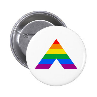 Straight Ally Symbol Buttons