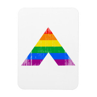 Straight Ally Symbol distressed.png Flexible Magnets