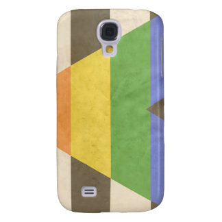 STRAIGHT ALLY VINTAGE DESIGN SAMSUNG GALAXY S4 COVERS