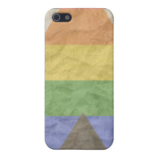 STRAIGHT ALLY VINTAGE DESIGN COVER FOR iPhone 5