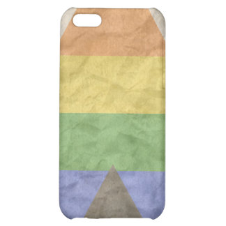 STRAIGHT ALLY VINTAGE DESIGN COVER FOR iPhone 5C